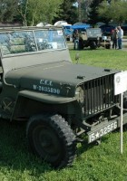 Jeep Willys MB 1941 - interaktív séta