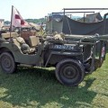 Willys MB Ambulância Jeep