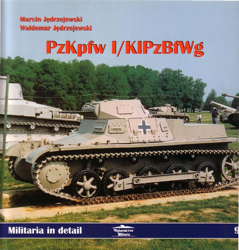 Wydawnictwo Kariuomenė 009 - Panzer I