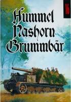 Hummel,Nashorn,Brummbar - Wydawnictwo Militaria 016