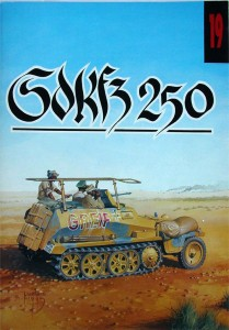 Zpracování Militaria 019 - Sd.Kfz.250