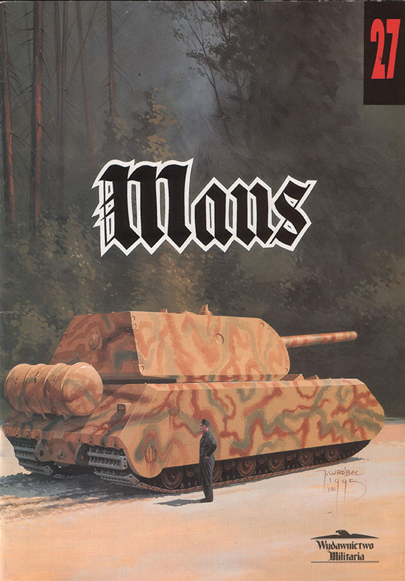 Military Publishing House 027 - Maus
