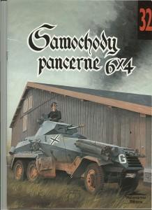 Wydawnictwo Militaria 032 - Samochody pancerne 6x4