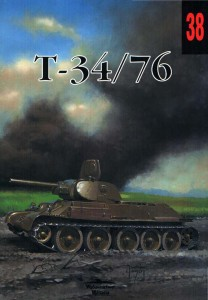 Wydawnictwo Militaria 038 - T-34-76