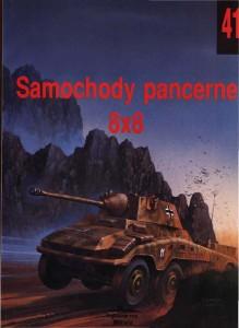 Wydawnictwo Militaria 041 - Schwere Panzerspahwagen