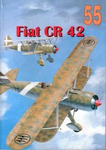Wydawnictwo Militaria 055 - Fiat CR 42