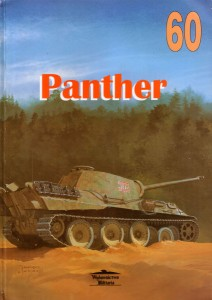 Wydawnictwo Militaria060-PzKpf V SdKfz171Panther