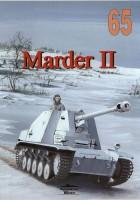 Marder II - sdkfz.131 - Wydawnictwo Militaria 065