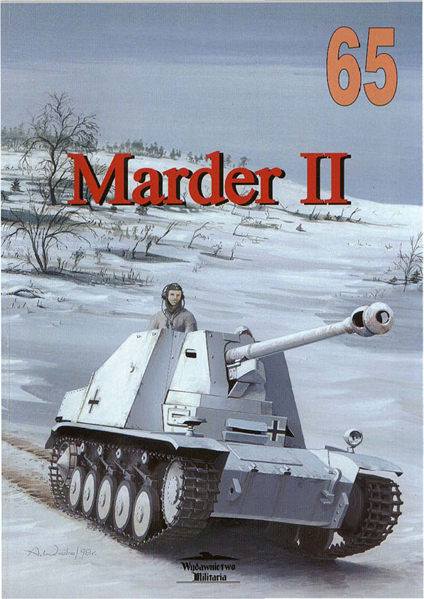 Військові-Військове-065 - Marder II