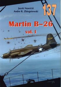 Wydawnictwo Militaria 137 - Martin B-26