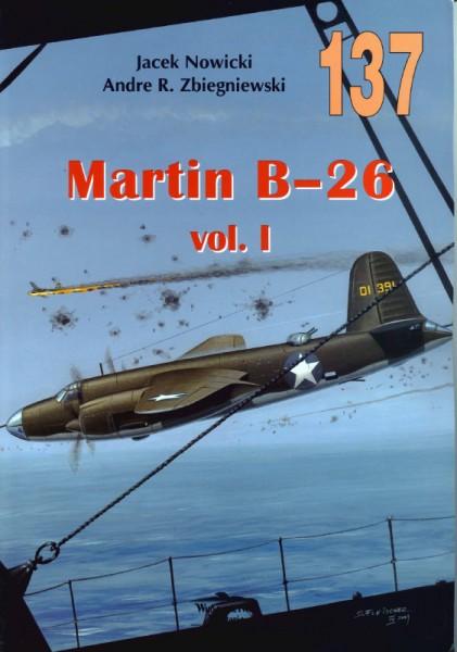 Zpracování Militaria 137 - Martin B-26