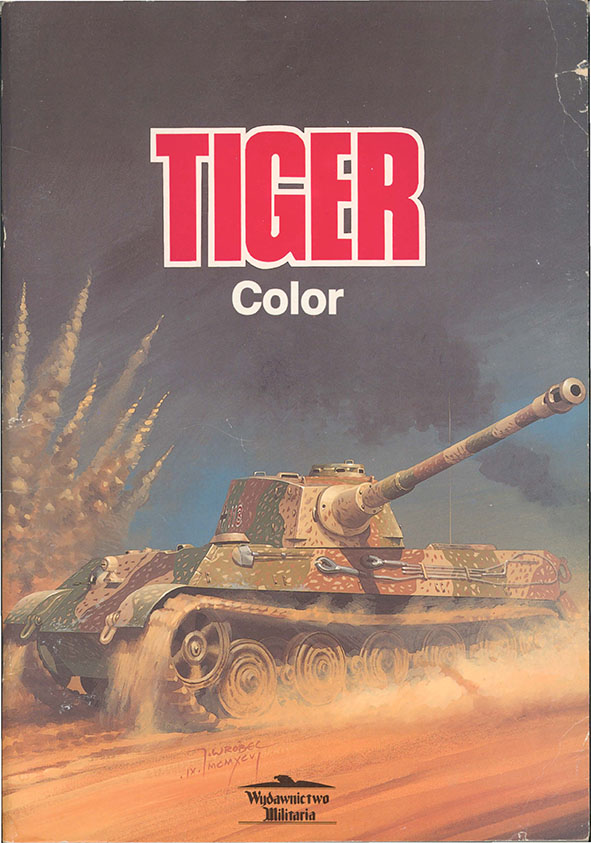 Verlag Militaria 137 - Tiger Color Vol 2
