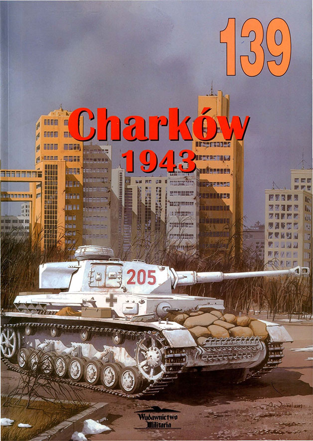 Wydawnictwo军备139-Charkow1943年