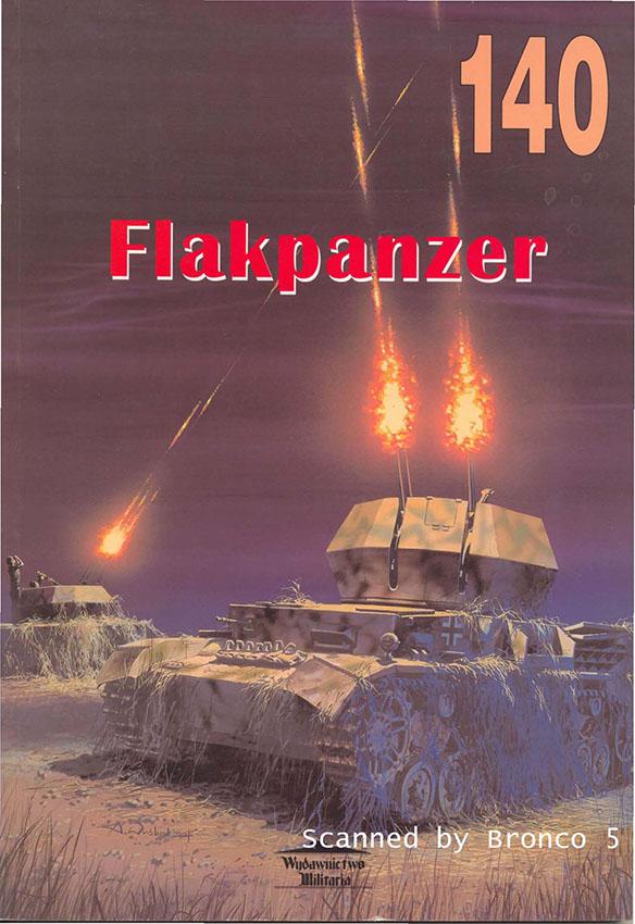 Wydawnictwo Militaria140-Flakpanzer