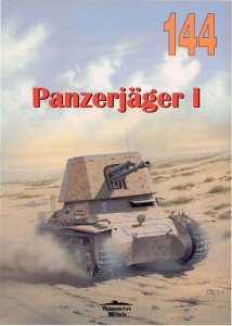 Wydawnictwo Militaria 144 Panzer-Jaeger Jag