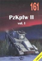 Wydawnictwo Militaria 161 - Pzkpfw II v1