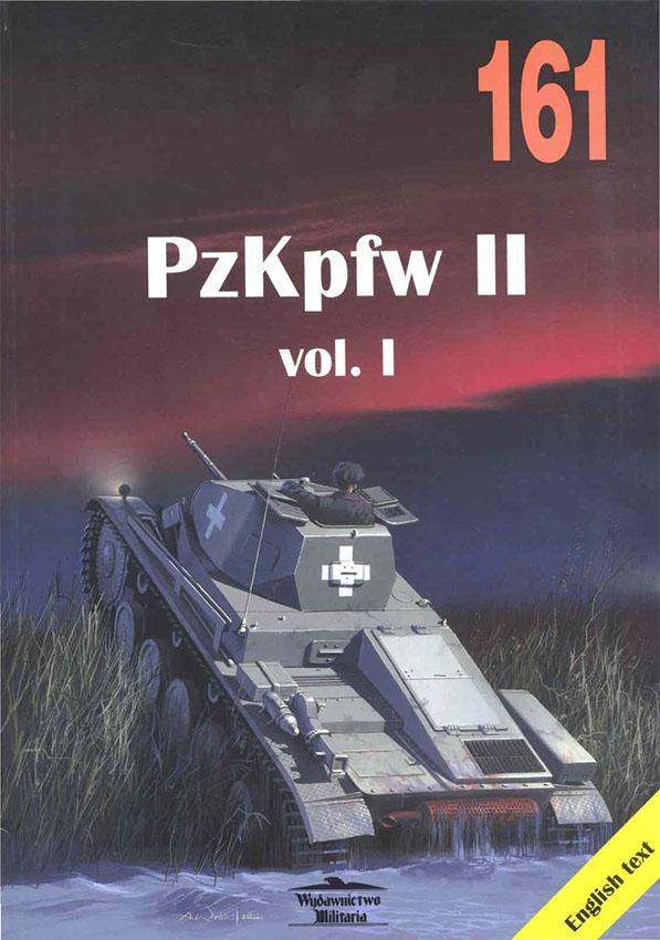 Wydawnictwo Militaria 161 - Pzkpfw II v1