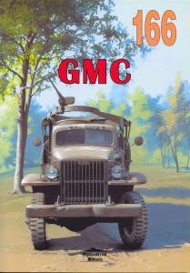 Wydawnictwo Militaria 166 - GMC