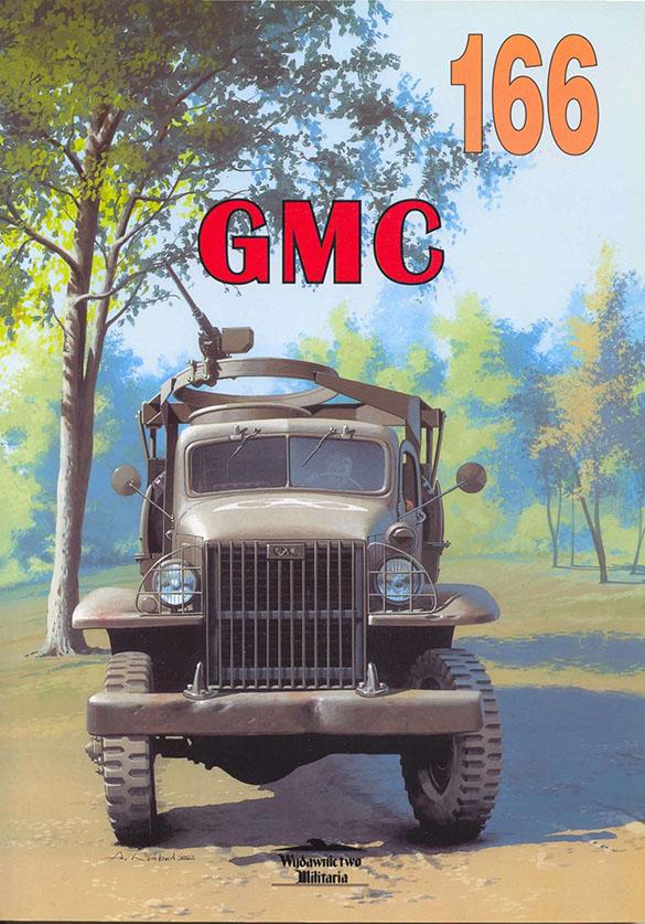 Apdorojimo Militaria 166 - GMC