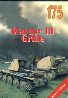 Wydawnictwo Militaria 175 - Marder III Grille