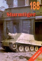 Sturmtiger - Wydawnictwo Militaria 188