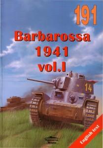 """Обработка на militaria 191 - """"Барбароса"""" От 1941 В1"""