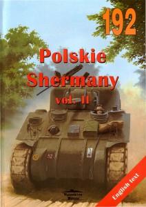 Wydawnictwo Militaria 192 - poolse Shermany vol II