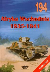 Wydawnictwo Militaria194-Afryka Wschodnia1935-1941