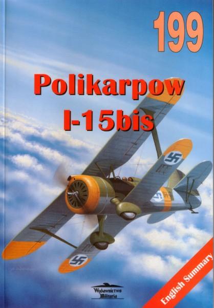Wydawnictwo Militaria 199 - Polikarpow I-15
