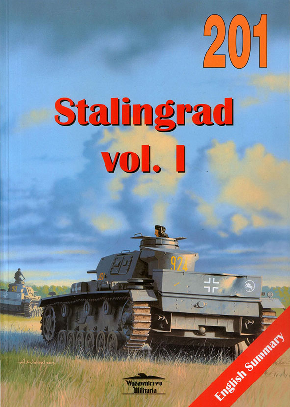 Wydawnictwo Militaria 201 - Stalingrad vol In