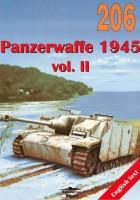 Panzerwaffe 1945 - Wydawnictwo Militaria 206