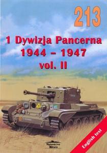 Wydawnictwo Militaria 213 - 1. Oklepni Diviziji 1944-1947 vol II