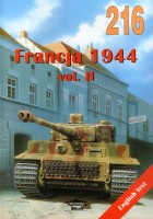 France 1944 - Wydawnictwo Militaria 216