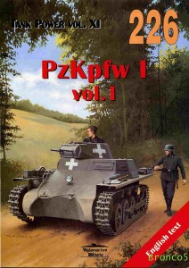 Wydawnictwo-Militaria-226-PzKpfw-I