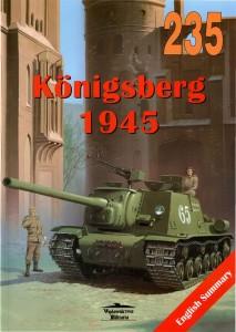 Wydawnictwo Militaria 235 - Konigsberg 1945