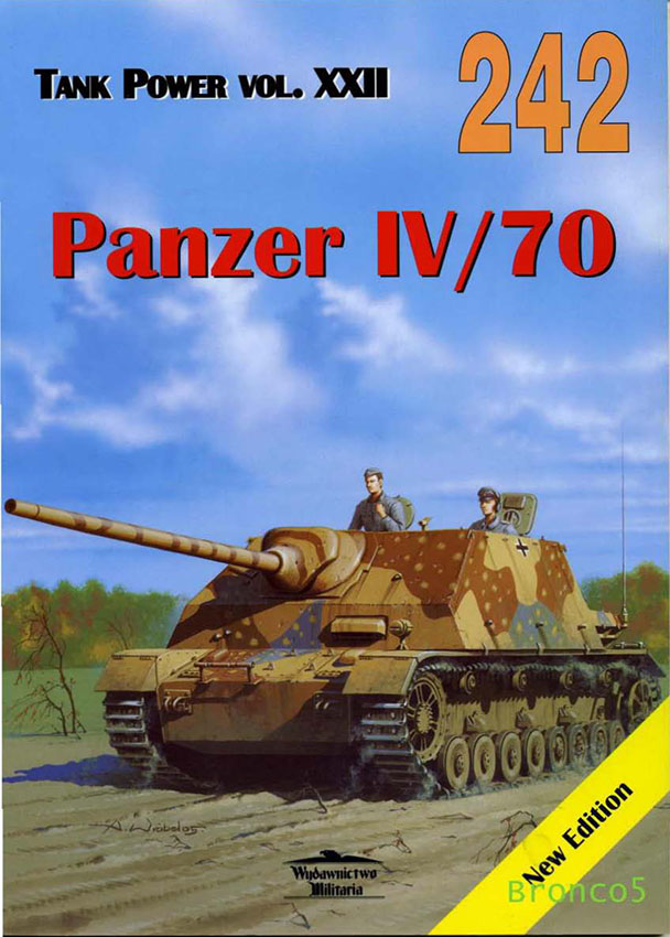 Wydawnictwo-Militaria-242-Panzer IV-70