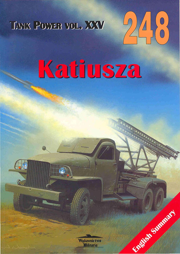 Wydawnictwo Militaria 248 - Katiusza