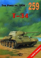 Char T-34 - Wydawnictwo 259