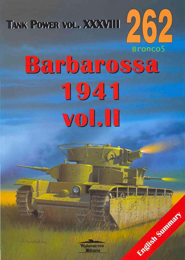 Publishing-military equipment-262-Barbarossa-1941-v2