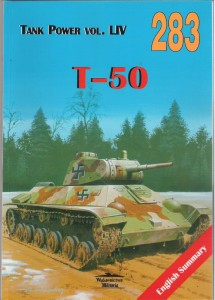 Wydawnictwo Militaria 283 - T-50
