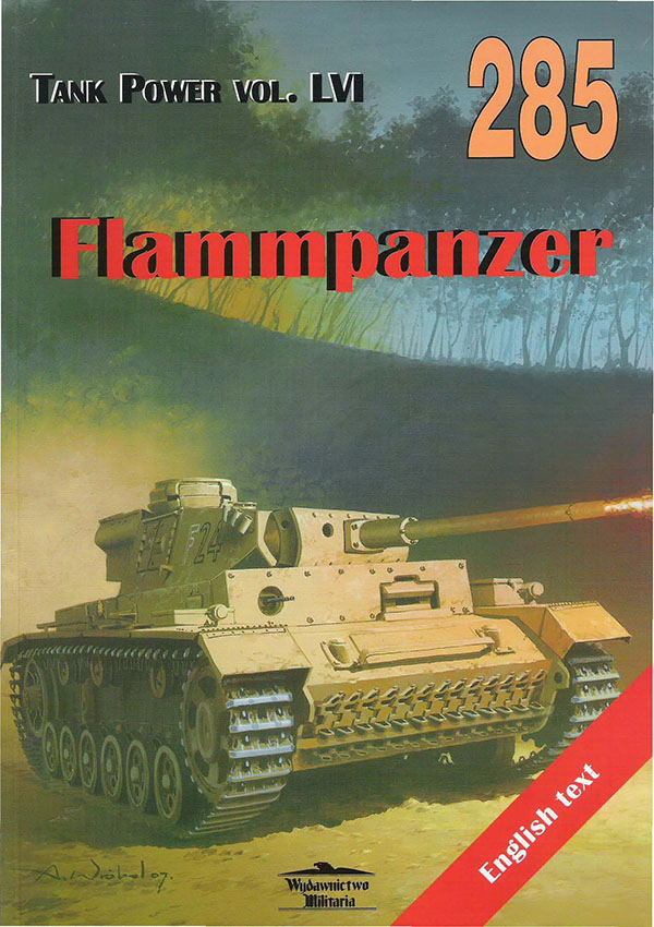 Wydawnictwo-Militaria-285-Flammpanzer