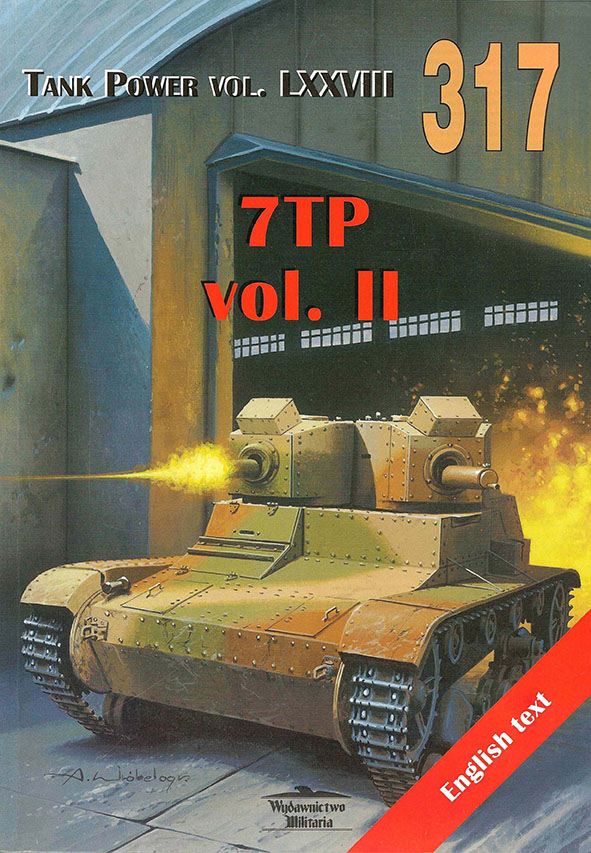 Wydawnictwo Militaria 317 - 7TP Vol 2