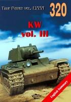 Zpracování Militaria 320 - KW vol.III