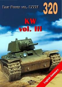 Wydawnictwo Militaria 320 - KW vol.III