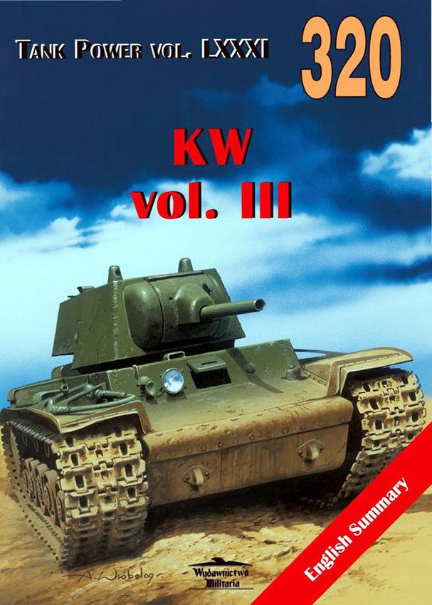 Wydawnictwo Militaria van 320 KW vol.III