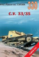 Chenillettes CV.33 - CV.35 - Wydawnictwo 330
