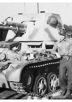 Panzerjager I号戦車35(t)-Hetzer