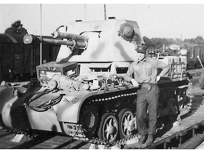 Panzerjager I - Hetzer
