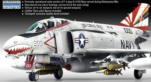 "F-4B ""VF-111 Sundowners"" - ACADEMY 12232"