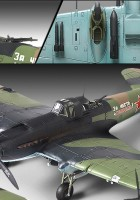 IL-2M SHTURMOVIK - ACADEMY 12510
